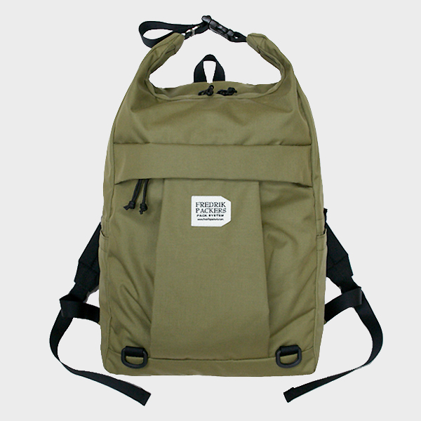 STAGHORN BACK PACK
