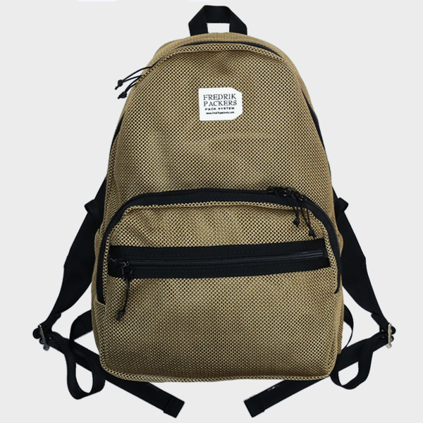 HEAVY MESH BACK PACK