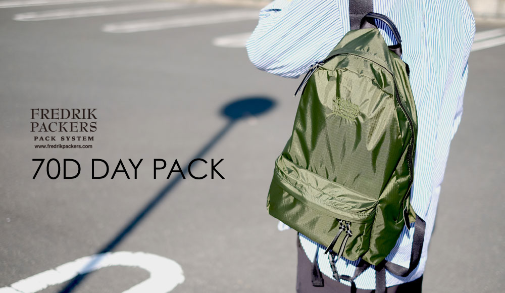 70D DAY PACK バックパック