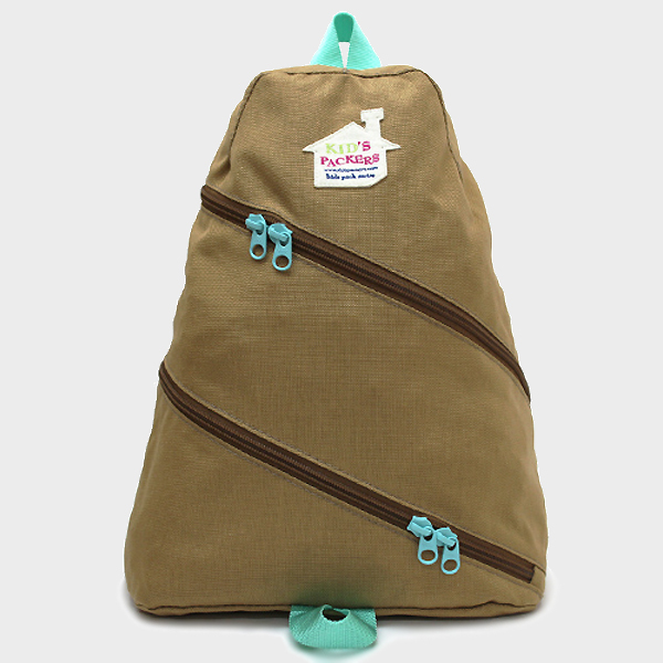 TWIST ZIP BACK PACK